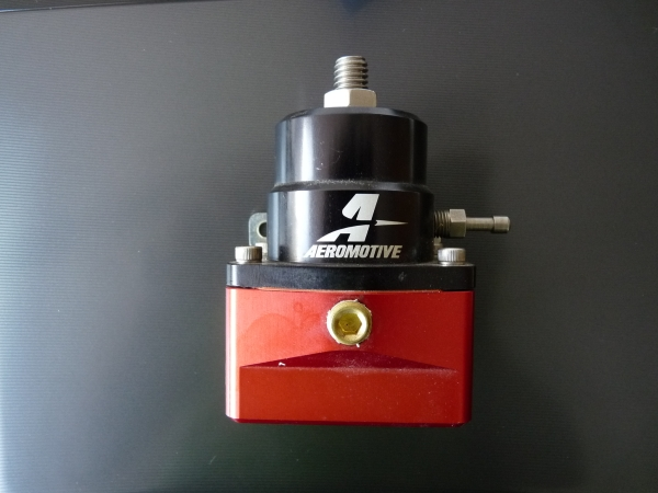 aeromotive Benzindruckregler fuel pressure regulator turbo