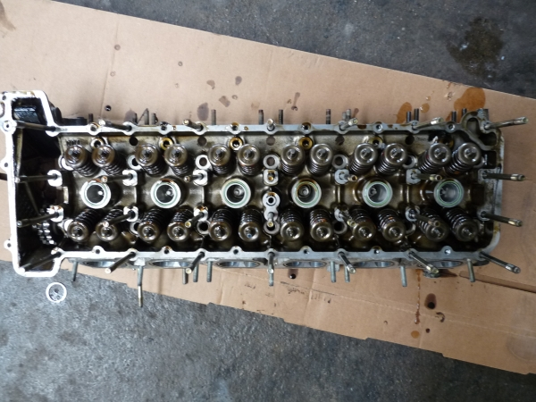 BMW M3 E36 Zylinderkopf Cylinderhead S50B32 M 3 E 36 Z3M Coupe roadster